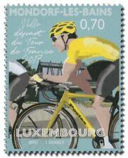 Luxemburg 2017 Tour de France in Luxemburg fahrad cycling 2w      postfrisch  d