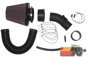 K&N Performance Air Intake System For MAZDA 6 L4-2.3L F/I, 2002-2006 57-0615