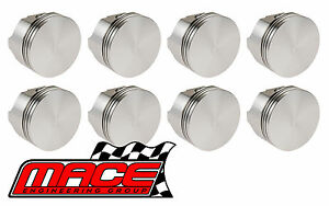 MACE FLAT TOP PISTON TO SUIT HOLDEN 304 5.0L V8