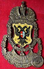 SCHÜTZEN Sportschießen ORDEN ABZEICHEN DSB * VILLINGEN MEISTERSCHÜTZE 1978