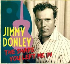 JIMMY DONLEY - THE SHAPE YOU LEFT ME IN [DIGIPAK] NEW CD