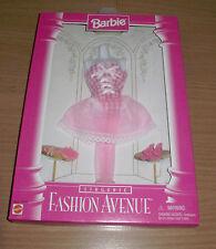 Barbie Fashion Avenue Mattel Pink Lingerie 1996 Barbie Outfit