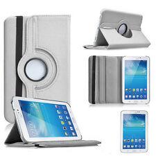"""Samsung Galaxy Tab 2 P3100 7"""" 360° CASE COVER SCHUTZ HÜLLE ETUI TASCHE WEIß"""