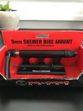 Hollywood Racks fork block 9mm Skewer Bike Mount
