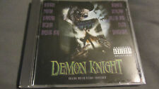 Tales from Crypt Demon Knight CD Soundtrack Pantera Ministry Sepultura BioHazard