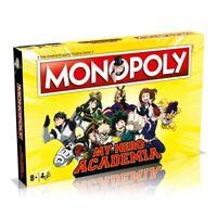 Monopoly - My Hero Academia Edition-WINWM00826-WINNING MOVES