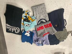 baby boy 9 piece clothing from several brands, long sleeve/pants/sweater