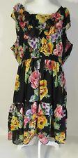 Denim 27/7 Floral Dress Size 30W