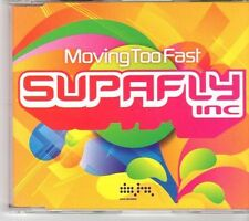 (EX705) Moving Too Fast, Supafly Inc - 2006 DJ CD