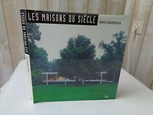 Anatxu Zabalbeascoa : Les Maisons du Siècle  Seuil 1998