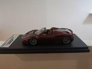 1/43 Ferrari 458 Speciale Aperta Looksmart not BBR MR