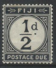 Fiji (until 1967) Postage Due Stamps