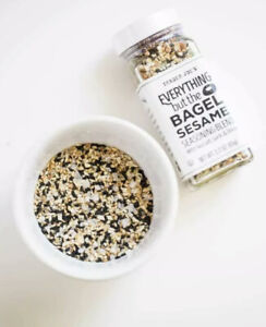 Trader Joe's EVERYTHING BUT THE BAGEL seasoning Imported From USA