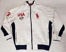 Polo Ralph Lauren USA Offshore Team 2011 Ocean Challenge jacket men sz 2XB PRL