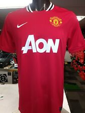 Manchester United size L Nike 2011-12 Replica Jersey