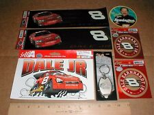 Dale Earnhardt Jr Chevrolet Monte Carlo SS official racing sticker decals lot
