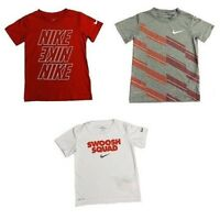 New Nike Little Boy's  Dri-Fit T-Shirt  Choose Color and Size