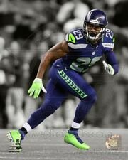 Seattle Seahawks Earl Thomas 2013 Spotlight Action Photo, 8x10