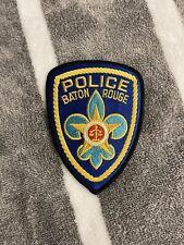 Baton Rouge LA patch police