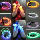 Multi-color Light-Up LED Waterproof Shoelaces - 3 Modes (On, Strobe & Flashing)