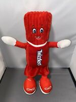 "13"" POSABLE TWIZZLERS PLUSH HERSHEY PLUSH DOLL PARK SOUVENIER TOYS KIDS CANDY"
