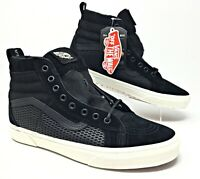Vans SK8-Hi 46 MTE DX Tact/Black Velcro Patch Mens Skate Shoes SZ (VN0A3DQ5UBU)