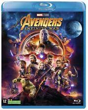 AVENGERS ; Infinity War - BLU RAY NEUF SOUS BLISTER