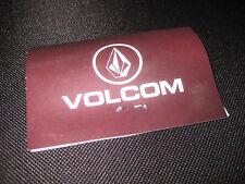 Volcom Ear Plugs Skateboard Surfboard Music Memorabilia ROCK PUNK