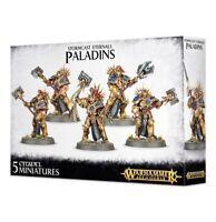 Stormcast Eternals Paladins - Warhammer Age of Sigmar - Brand New! 96-12