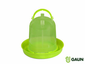 Gaun Eco Chicken Drinker 1.5L  - Green