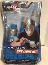 Ninja Gear Spy Light Kit UV Spinmaster New