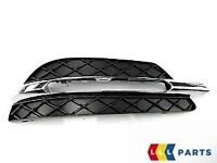 NEW GENUINE MERCEDES BENZ MB W204 C CLASS AVANTGARDE FRONT LOWER DRL GRILL RIGHT