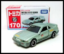 DREAM TOMICA No.170 Initial D NISSAN S13 SILVIA 1/59 TOMY Diecast Car New