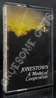 People's Temple Choir In Praise of Jim NEW Cassette Tape Jim Jones Worship Music