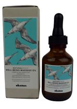 Davines Naturaltech Well Being Massage Oil 100 ml