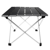 Aluminum Alloy Portable Folding Table for Outdoor Camping Picnic BBQ