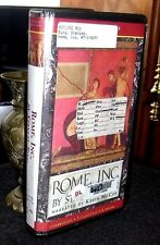 Rome Inc. Rise & Fall of the First Multinational Corp. Bing Unabridged Cassettes