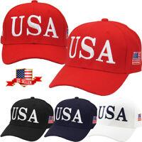 USA TRUMP HAT - 45TH PRESIDENT - MAKE AMERICA GREAT AGAIN