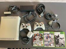 Microsoft Xbox 360 Pro 20Gb Console Bundle (includes Games and Accessories)