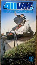 411 Video Magazine 46 Skateboarding 2001 Vhs Vm
