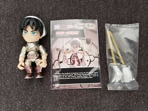 THE LOYAL SUBJECTS EREN CLEANER METALLIC 1/48 HOT TOPIC EXC ATTACK ON TITAN