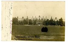 Richmond IN - ADMINISTRATION BUILDING-EASTHAVEN STATE HOSPITAL- RPPC Postcard