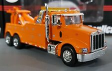 1/64 PETERBILT DIECAST HEAVY TOW TRUCK ORANGE MADE BY SPEECAST AUS FREE POST