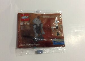 Lego Life on Mars Martian Minifigure Space Alien Minifig Mizar From Set 7317