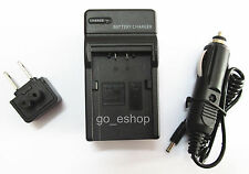 Battery Charger for Sony Cyber-shot DSC-HX100V DSCHX100V DSC-HX200V DSCHX200V