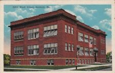 Postcard Fifth Ward School Sunbury Pa