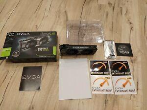 EVGA GeForce GTX 1070 Ti 8 GB SC BLACK NVIDIA