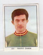 figurina PANINI CAMPIONI DELLO SPORT 1966-67 CICLISMO N. 231 ZANIN