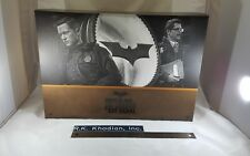 Hot Toys MMS275 Batman 1/6 John Blake  & Jim Gordon action figure's Empty Box