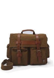 Belstaff Colonial Messenger Shoulder Bag